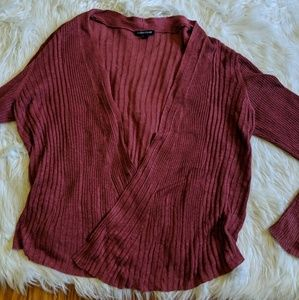 EileenFisher fly away lightweight sweater cardigan